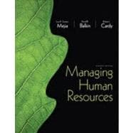 Managing Human Resources Plus MyManagementLab with Pearson eText -- Access Card Package
