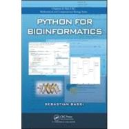 Python for Bioinformatics, 9781584889298