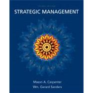 Strategic Management Concepts and Cases and MyManagementLab with eBook Package