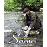 MP: Principles of Environmental Science: Inquiry and Applications with Online Learning Center (OLC) Password Card