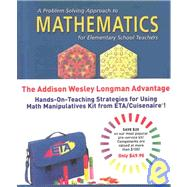 Problem Solving Approach to Mathematics for Elementary School Teachers Plus Interactive CD