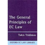 The General Principles of Ec Law