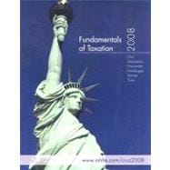 Fundamentals of Taxation 2008