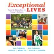 Exceptional Lives Special Education in Today's Schools, Enhanced Pearson eText with Loose-Leaf Version -- Access Card Package