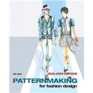 Patternmaking For Fashion Design,9780136069348