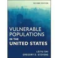 Vulnerable Populations in the United States,9780470599358