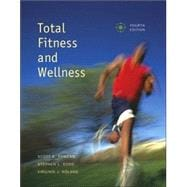 Total Fitness and Wellness with Behavior Change Log Book and Wellness Journal,9780805379358