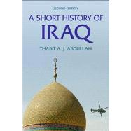 A Short History of Iraq 2nd edition,9781405859370