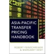 Asia-pacific Transfer Pricing Handbook,9781118359372