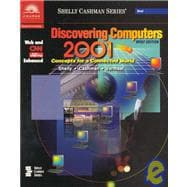 Discovering Computers 2001 Concepts for a Connected World Brief Edition