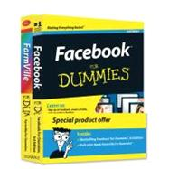 Facebook For Dummies, 3rd Editon + Farmville For Dummies - B..., 9781118029404