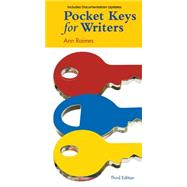 Pocket Keys for Writers, Documentation Update