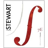 Student Solutions Manual (Chapters 10-17) for Stewart's Multivariable Calculus, 7th