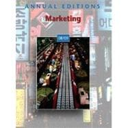 Annual Editions: Marketing 08/09