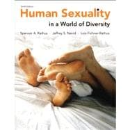 Human Sexuality in a World of Diversity (case),9780205909469