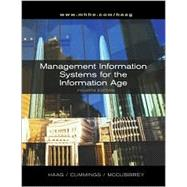 Management Information Systems for the Information Age,9780072819472