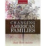 Changing American Families,9780205699476