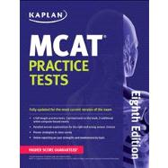 MCAT Practice Tests,9781609789480