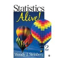 Statistics Alive!,9781412979504
