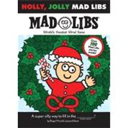 Holly, Jolly Mad Libs,9780843189506