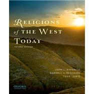 Religions of the West Today,9780199759507