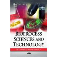 Bioprocess Sciences and Technology, 9781611229509  