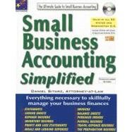 Small Business Accounting Simplified, 9781892949509  