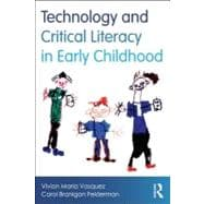 Technology and Critical Literacy in Early Childhood, 9780415539517