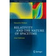 Relativity and the Nature of Spacetime, 9783642019524  