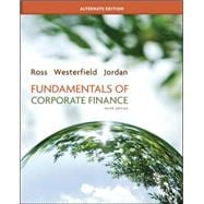 Loose-leaf Fundamentals of Corporate Finance Alternate Edition,9780077479527