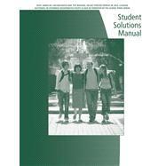Student Solutions Manual for Keller's Statistics for Management and Economics, 8th