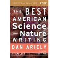 The Best American Science and Nature Writing 2012, 9780547799537