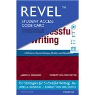 REVEL for Strategies for Successful Writing -- Access Card