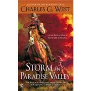 Storm in Paradise Valley, 9780451229540  