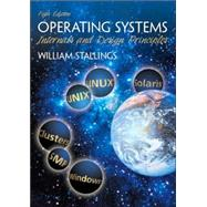 Operating Systems : Internals and Design Principles,9780131479548