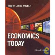 Economics Today plus MyEconLab Student Access Kit