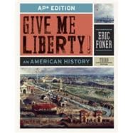 Give Me Liberty! : An American History,9780393919554