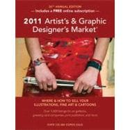 Artist's and Graphic Designer's Market 2011, 9781582979557  