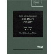 Cases and Materials on the Death Penalty, 3d,9780314199560