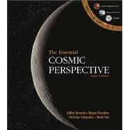 The Essential Cosmic Perspective Media Update with Astronomy Place website, Skygazer Planetarium Software, eBook CDROM and Astronomy media workbook