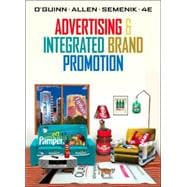 Advertising And Integrated Brand Promotion with Infotrac