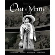 Out of Many Vol. 2 : A History of the American People