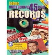 Goldmine Price Guide to 45 Rpm Records, 9780896899582  