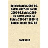 Botol : Botola 2008-09, Botola 2002-03, Botola 2005-06, Botola 2004-05, Botola 2003-04, Botola 2006-07, 2009-10 Botola, Botola 2007-08