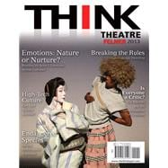 Think Theatre,9780205869596