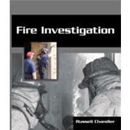 Fire Investigation,9781418009601
