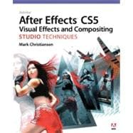 Adobe After Effects CS5 Visual Effects and Compositing Studi..., 9780321719621  