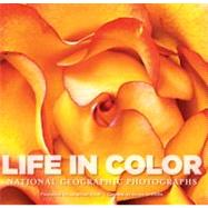 Life in Color : National Geographic Photographs, 9781426209628