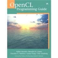 OpenCL Programming Guide, 9780321749642