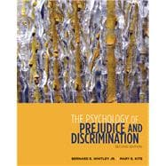 The Psychology Of Prejudice And Discrimination